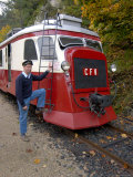 Vivarais Railway Engineer  Ardeche  France