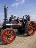 Great Dorset Steam Fair  Vintage Steam Engine  Dorset  England