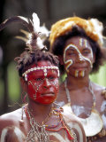 Sepik Women  Papua New Guinea