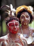 Sepik Women  Papua New Guinea