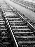 Train Tracks  Zurich  Switzerland