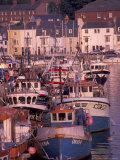 Weymouth Harbor  Dorset  England