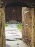 Stave Church  Vagamo  Norway