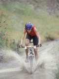 Mountain Biking  Boulder  Colorado  USA