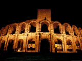 Amphitheatre  Arles  Provence  France