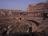 The Colosseum under Restoration  Rome  Italy