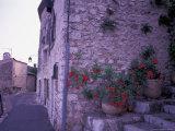 St-Paul-De-Vance  Nice  Cote D'Azur  France