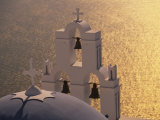 Kimisis Theotokov Church  Santorini  Cyclades Islands  Greece