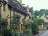 Village of Snowshill  Cotswolds  Gloucestershire  England