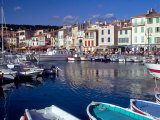 Harbor View  Cassis  France