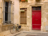 Bicycle  Arles  Provence  France