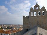 Eglise de Notre-Dame-de-la-Mer Bell Tower  St Maries de la Mer  France