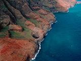 Napali Coast  Kauai  Hawaii  USA