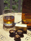 Labrot and Graham Distillery  Bourbon and Pecan Chocolate  Kentucky  USA
