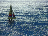 Sailing Couple  Florida  USA