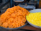 Market Food in Shahpura  Rajasthan  Near Jodhpur  India