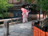 Maiko  Kyoto  Japan