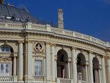 Baroque Style Opera House  Odessa  Ukraine