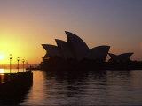 Sydney Opera House at Dawn  Sydney  Australia