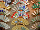 Folding Fan  Kyoto  Japan