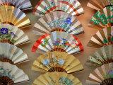 Folding Fan  Kyoto  Japan