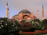 Saint Sophia Church  Hagai Sophia  Istanbul  Turkey
