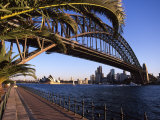 Sydney Harbor Bridge and Sydney Opera House  Australia