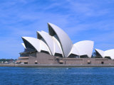 Opera House Close-up  Sydney  Australia
