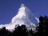 Matterhorn  Zermatt  Switzerland