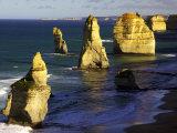 Twelve Apostles  Port Campbell National Park  Great Ocean Road  Victoria  Australia