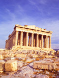 Parthenon on Acropolis  Athens  Greece