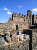 Old Swords Castle Built in 1060  Swords  Ireland