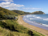 Makorori Beach near Gisborne  Eastland  New Zealand