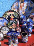 Artwork and Plates of Artists  Athens  Greece