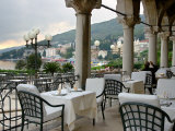 Millennium Hotel  Veranda Restaurant  Opatija  Croatia