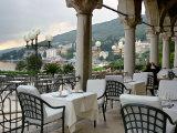 Millennium Hotel  Veranda Restaurant  Opatija  Croatia