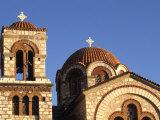 St Nicholas Greek Orthodox Church  Delphi  Greece