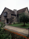 Home of William Shakespeare  Stratford-upon-Avon  England