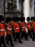 Changing of the Guard  London  England