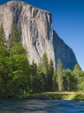 El Capitan and Merced River Yosemite National Park  CA