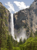 Bridalveil Falls Yosemite National Park  CA