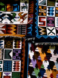 Traditional Wool Textile Blankets for Sale  Pisac Market  Peru