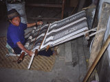 Back-strap Weaving  Ecuador