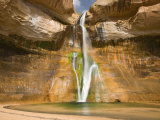 Lower Calf Creek Falls  Grand Staircase Escalante National Monument  Utah  USA
