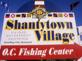 Shantytown Village  Ocean City  Maryland  USA