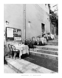 Tables on the Steps  Taormina