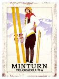 Minturn, Colorado Giclée