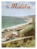The Malibu: A Way of Life Giclée