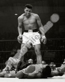Muhammad Ali - 1965 1st Round Knock out Against Sonny Liston Vertical