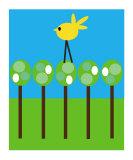 Treetop Bird